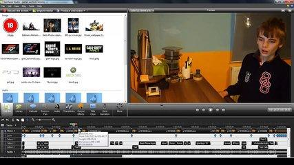Camtasia Studio 7 tutorial - the basics (Video Archive)
